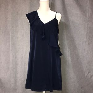 Stitch Fix Collective Concepts Navy Ruffle Dress